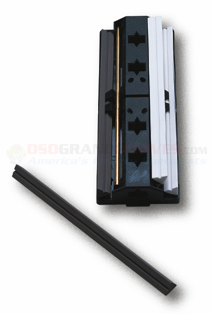 spyderco 204mf tri angle sharpmaker knife sharpening set
