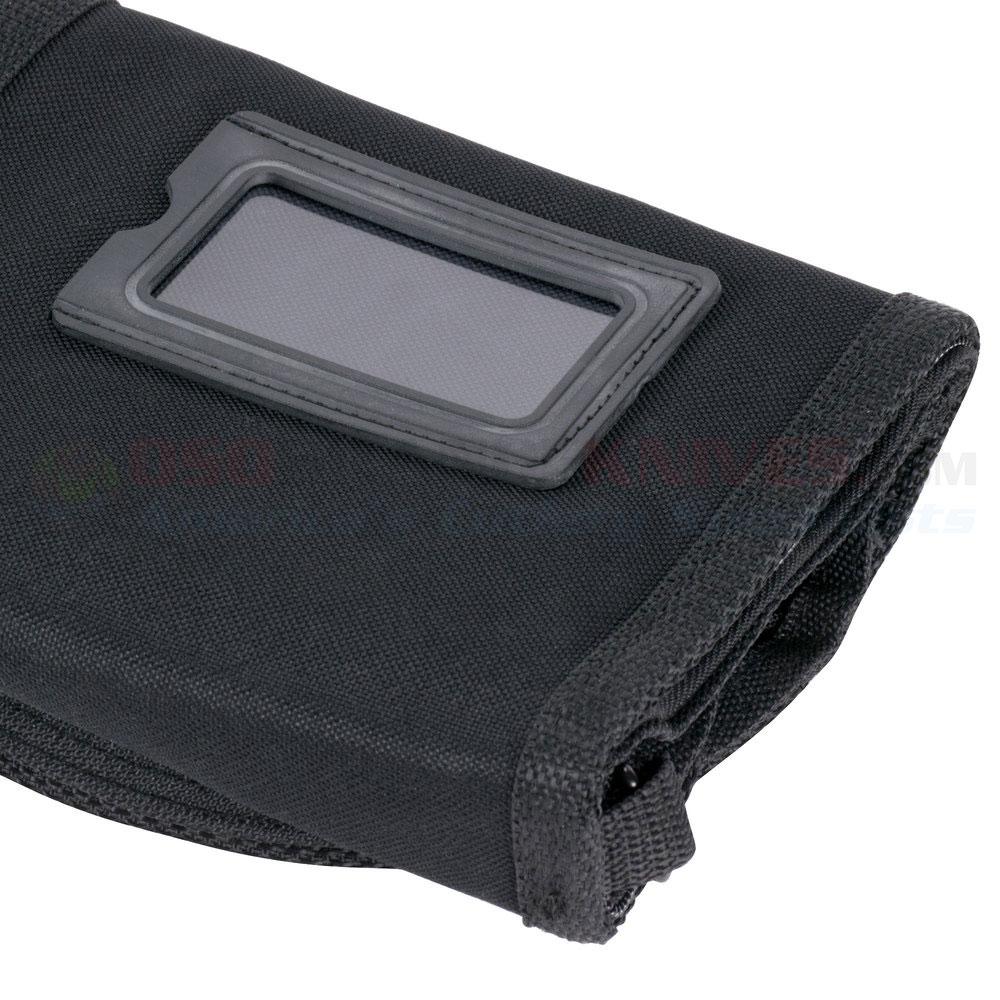 Victorinox Forschner 44956 Black Polyester Knife Roll, Holds 8 ...