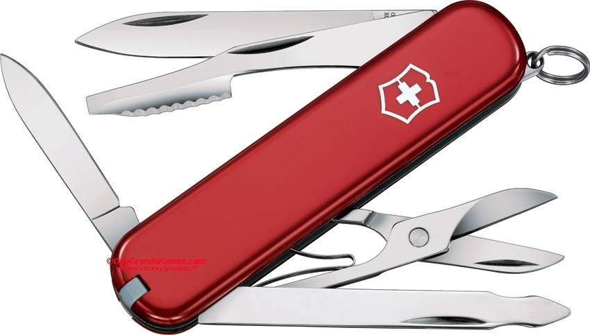 Victorinox Swiss Army 53401 Executive Red 74mm