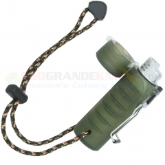 Ultimate Survival UST Windmill Trekker Lighter (Smoke Green) W03-003