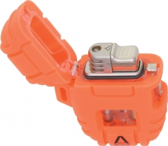 Ultimate Survival UST Windmill Delta Stormproof Lighter (Blaze Orange) 390-0008