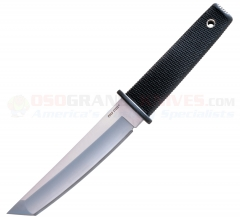 Cold Steel 17T Kobun Tanto Light Weight Boot Knife (5.5 Inch Tanto Fixed Blade) Kraton Handle