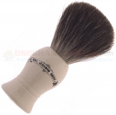 Colonel Conk Pure Badger Shave Brush Cream Handle (4.25 Inches Tall) 1000