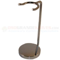 Colonel Conk Brush Stand (Polished Chrome) CC7