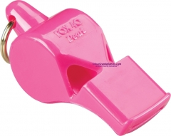 Fox 40 Pearl Safety Whistle Pink 2 Chamber Pealess (2.25 x .81 Inches) 90DB Sound Rating 19103