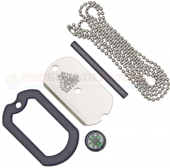 Dog Tag 002 Deluxe Survival Knife, 440C
