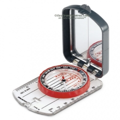 Brunton F-16DLU Safari, Mirrored Sighting Compass, Luminous Points