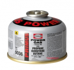 Primus P-220693-24PK PowerGas Canister 100g (4 oz), 24 Pack