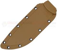 ESEE Knives Model 6 Coyote Brown Molded Polymer Sheath