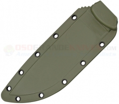 ESEE Knives Model 6 OD Green Molded Polymer Sheath