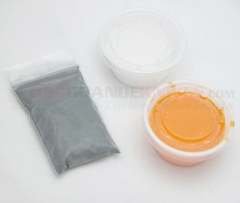 Charlies Wheel Slicing Edge Reconditioning Kit (Rouge-Grease-220 Silicone Carbide Grit)