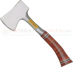 Estwing 14A Sportsmans Axe, Laminated Leather Handle, 12 Inch