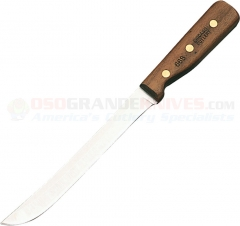 Chicago Cutlery 66S Slicer Knife, 8 Inch, Walnut Handles