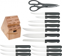 Chicago Cutlery 49115 Basics 15 Piece Set