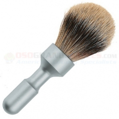 Merkur 1700 002 Futur Shave Brush, Brushed Chrome