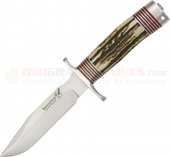 Blackjack Knives 5S Classic Model 5, Stag Handle