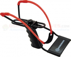 Marksman 3060LF Laser Hawk Adjustable Slingshot