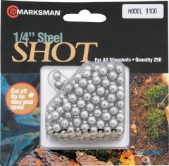Marksman 3100 1/4 in. Steel Shot