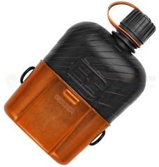 Gerber 31-001062 Bear Grylls Canteen Water Bottle with Cooking Cup