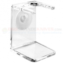 Edwin Jagger RH5L Clear Plastic Drip Stand (Large Neck 23mm)