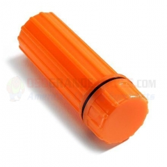 Couglan's Plastic Matchbox, Orange
