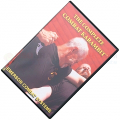 Emerson Knives Complete Combat Karambit Training Video Set (2 DVDs-Volumes 1-4) KARDVD