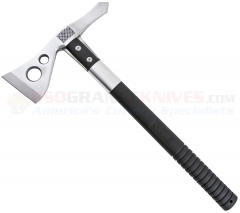 SOG Tactical Tomahawk (15.75 Inches Overall) 2.75 Inch Satin Hawk + Hard Nylon Sheath F01P-K