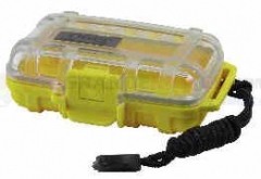 Otter Box 1000, X-Small, Yellow/Clear