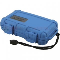 Otter Box 2000 Small Waterproof Dry Box Case Blue (6.0 x 3.375 x 1.250 Inches) 2000BL