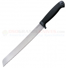 Cold Steel 59KBRZ Kitchen Classic Bread Knife (9 Inch Serrated Blade) Kraton/Zytel Handle