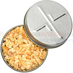 Exotac tinderTIN Fatwood Shavings Waterproof Survival Tin ET1500SHV