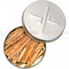 Exotac tinderTIN Fatwood Splinters Waterproof Survival Tin