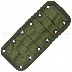 ESEE Knives Junglas MOLLE Panel, Green