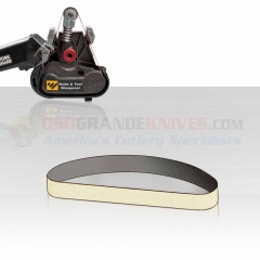 Boker Worksharp Work Sharp Diamond 1500 Abrasive Belt, 09DX015