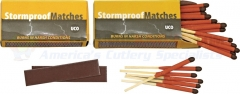 UCO StormProof Matches (2 Boxes of 25 Waterproof/Windproof Matches) 50 Matches Total UCO00019