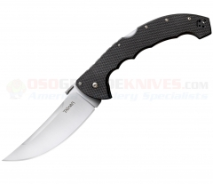 Cold Steel Talwar XL Tri-Ad Lock Folding Knife (5.5 Inch AUS8A Satin Plain Blade) G-10 Handle 21TTXL
