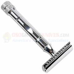 Parker 89R Super Heavyweight Safety Razor, 3 Piece