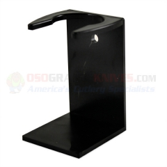 Black Plastic Brush Stand, BLPSBS