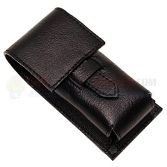 Leather Pouch for Shaving Brushes, LPBR