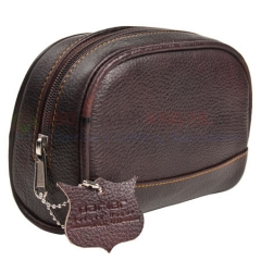 Parker Small Leather Toiletry Bag, TBSM