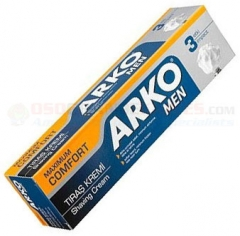Arko Shaving Cream Tube - Max Comfort