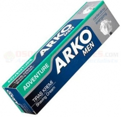 Arko Shaving Cream Tube - Adventure