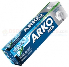 Arko Shaving Cream Tube - Ice Mint