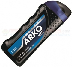 Arko Aftershave Cologne - Cool (8.5 Oz.)