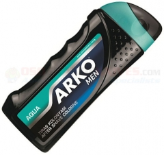 Arko Aftershave Cologne - Aqua (8.5 Oz.)