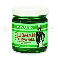Clubman Regular Styling Gel, Original 16oz
