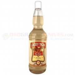 Lucky Tiger Bay Rum After Shave Lotion 16oz