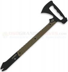 Gerber Downrange Tomahawk (19.27 Inches Overall) Pry Bar Handle, MOLLE Sheath 30-000715
