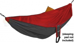 Eagles Nest Outfitters ENO Reactor Hammock, Red/Charcoal