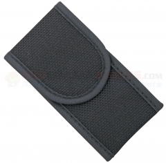 Black Cordura Nylon Belt Knife Sheath (Fits Most Folding Knives up to 4 Inches Closed) G45889W